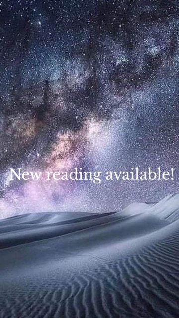New reading available!