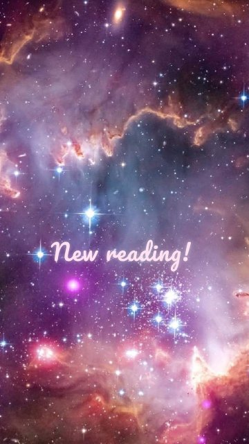 New reading!