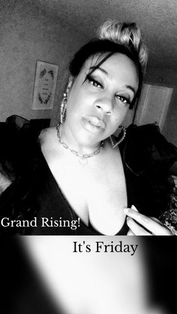 Grand Rising! It's Friday