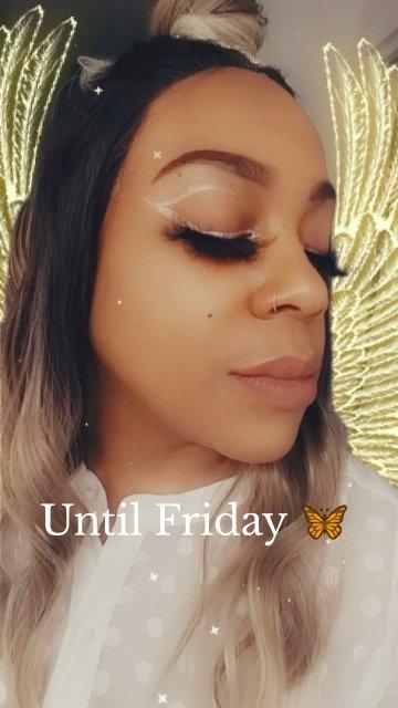 Until Friday 🦋