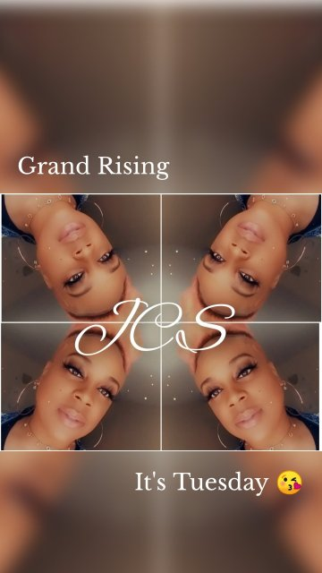 Grand Rising It's Tuesday 😘