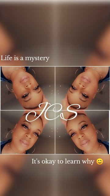 Life is a mystery It's okay to learn why 😊