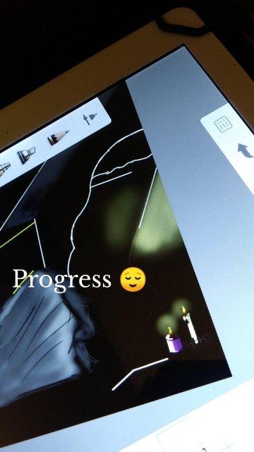 Progress 😌
